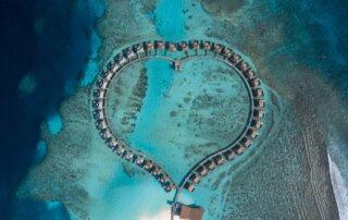 © Radisson Blu Resort Maldives, Aerial View South Water