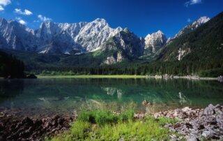 Lago di Fusine Superiore© Marco Milani