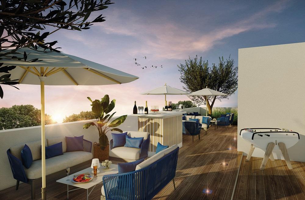 © IHG Hotels & Resorts, Hotel Indigo Cagnes sur Mer Bar